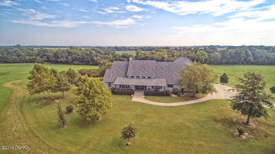Jasper County Single Family Home For Sale: 9500 County Road 300