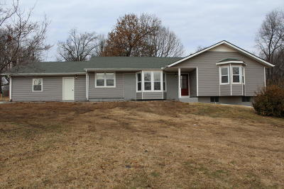 Newton County Single Family Home For Sale: 1243 Peterson