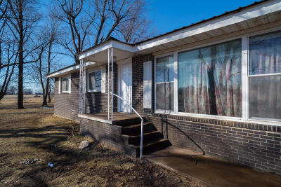 Newton County Single Family Home For Sale: 18240 & 18250 Elder Road