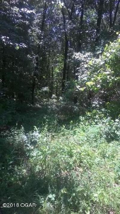 McDonald County Residential Lots & Land For Sale: Xxx K Hwy.