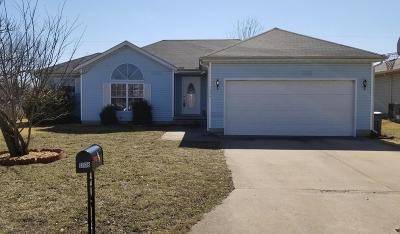 Carl Junction Single Family Home For Sale: 1308 Bob White Lane