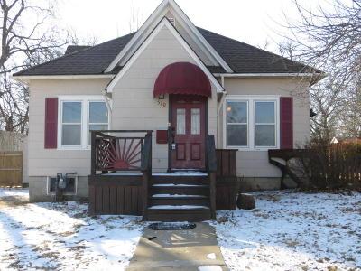 Carthage Single Family Home For Sale: 520 W Centennial