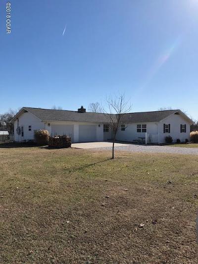 Newton County Single Family Home For Sale: 13177 Oregon Lane