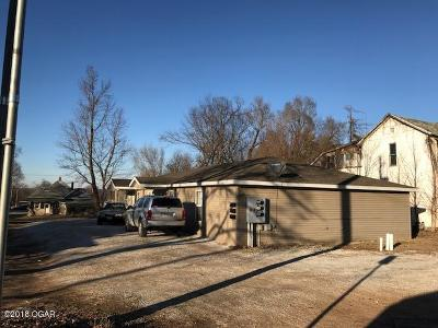 Newton County Multi Family Home For Sale: 418 W McCord