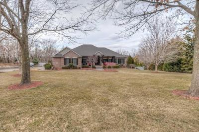 Newton County Single Family Home For Sale: 3615 Red Fox Run