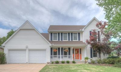 Joplin Single Family Home For Sale: 502 Morgan Court