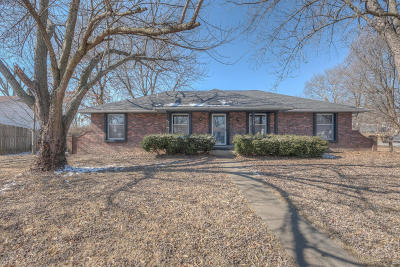 Jasper County Single Family Home For Sale: 1905 Southwood