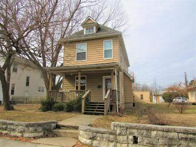 Jasper County Single Family Home For Sale: 306 S Jackson