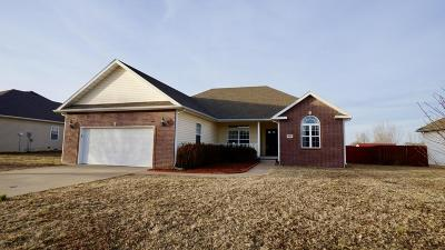 Carl Junction Single Family Home For Sale: 1029 Copper Oaks Drive