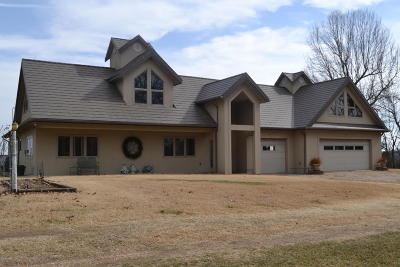 McDonald County Single Family Home For Sale: 5541 S State Hwy. 43
