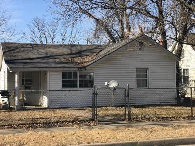 Webb City Single Family Home For Sale: 712 N Tom Street