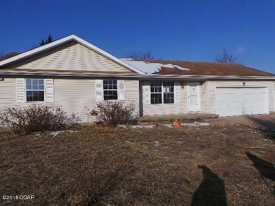 Webb City Single Family Home For Sale: 9237 County Lane 218