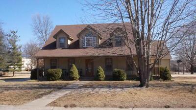 Carl Junction Single Family Home For Sale: 607 Bunker Lane