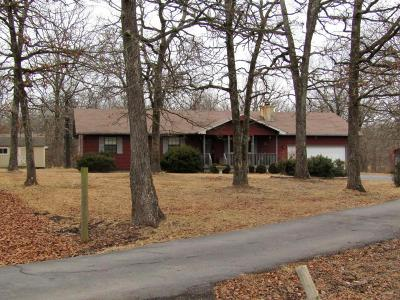 Jasper County Single Family Home For Sale: 7198 W Evergreen