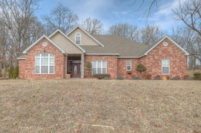 Joplin Single Family Home For Sale: 10106 Deer Wood Drive