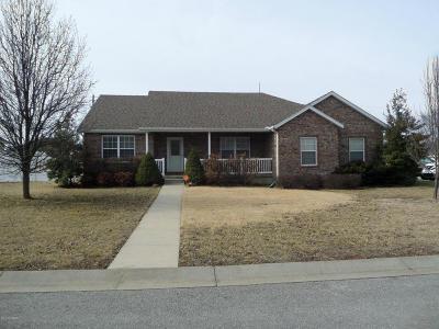 Joplin MO Single Family Home For Sale: $146,500