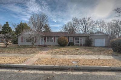 Joplin MO Single Family Home For Sale: $68,950