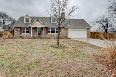 Joplin Single Family Home For Sale: 1902 Carolina Place