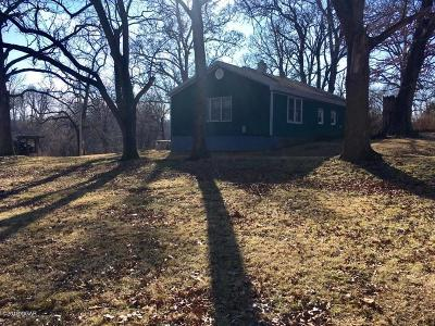 Newton County Single Family Home For Sale: 17614 Raccoon Road