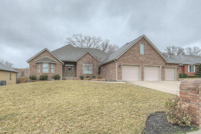 Joplin Single Family Home For Sale: 417 Fox Fire Court