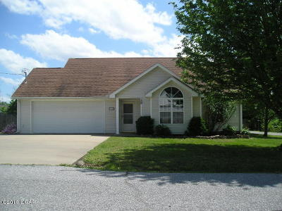 Galena Single Family Home For Sale: 802 E 19th Street