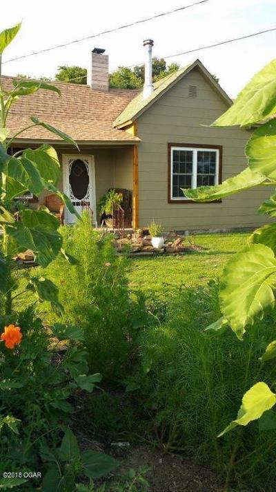 Jasper County Single Family Home For Sale: 4961 E 20th Street