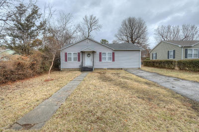 Joplin Single Family Home For Sale: 2905 E 14th Street