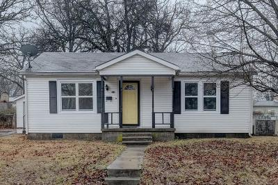 Joplin Single Family Home For Sale: 316 E 33rd Street