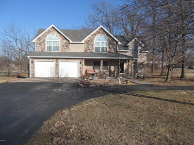 Neosho Single Family Home For Sale: 1711 Warren Drive
