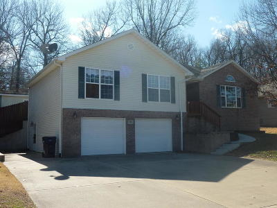 Neosho Single Family Home For Sale: 579 Barton