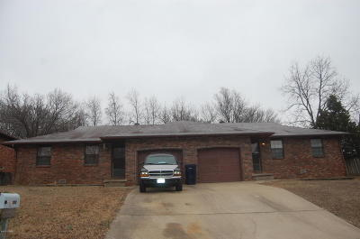Neosho Multi Family Home For Sale: 1612-1618 Kingsbury #2