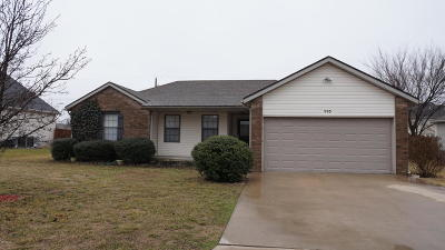 Carl Junction Single Family Home For Sale: 110 Briar Meadow Drive