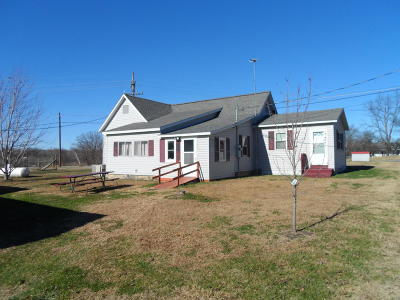 Carthage Single Family Home For Sale: 9953 County Road 118