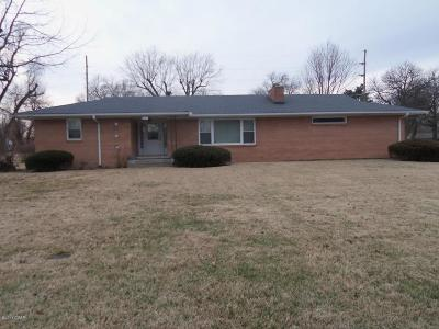 Carthage Single Family Home For Sale: 2105 S Grand Avenue