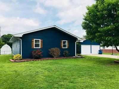 Carthage Single Family Home For Sale: 2028 Forest Drive