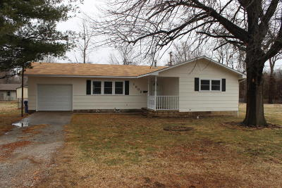 Neosho Single Family Home For Sale: 1002 Stratford Place