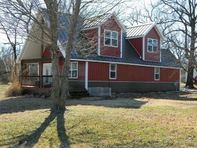 Webb City Single Family Home For Sale: 22032 Hawthorne Rd