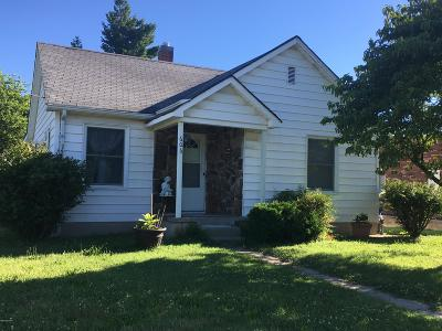 Newton County Single Family Home For Sale: 606 W McCord
