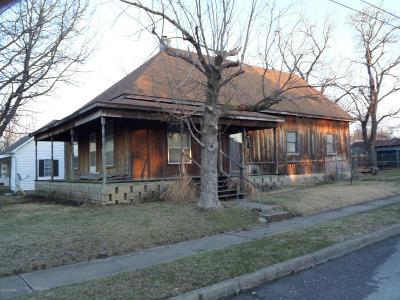 Jasper County Single Family Home For Sale: 732 W Austin