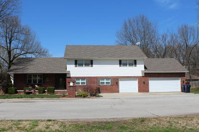 Neosho MO Single Family Home For Sale: $229,000