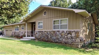Newton County Single Family Home For Sale: 1254 Circle Drive