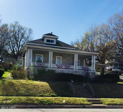 Newton County Single Family Home Active With Contingencies: 302 S Jefferson