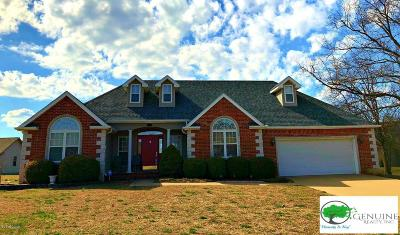 Jasper County Single Family Home For Sale: 510 Copper Oaks Dr