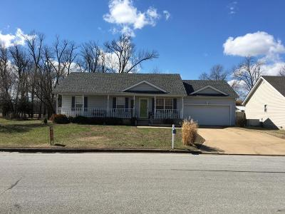 Webb City Single Family Home For Sale: 4510 James Drive