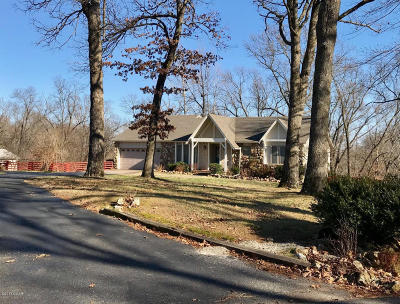 Newton County Single Family Home Active With Contingencies: 5716 Ridge Trail Road