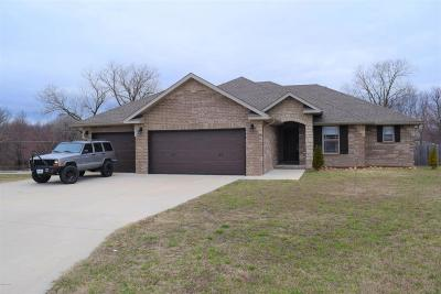 Webb City Single Family Home For Sale: 619 W 9th Street