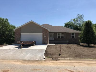 Neosho Single Family Home For Sale: 1700 Radcliff