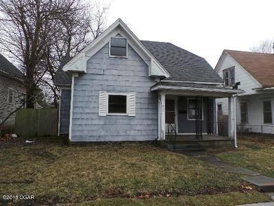 Jasper County Single Family Home For Sale: 1806 S Moffet Avenue