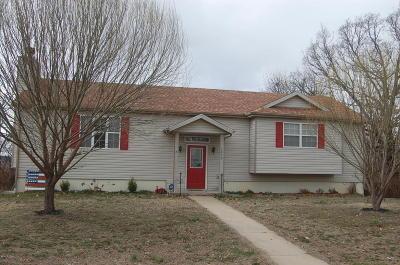 Webb City Single Family Home For Sale: 2030 Redbird