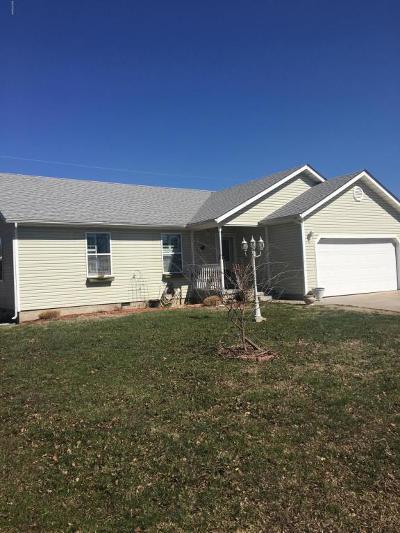 Webb City Single Family Home For Sale: 1851 Webbwood Drive
